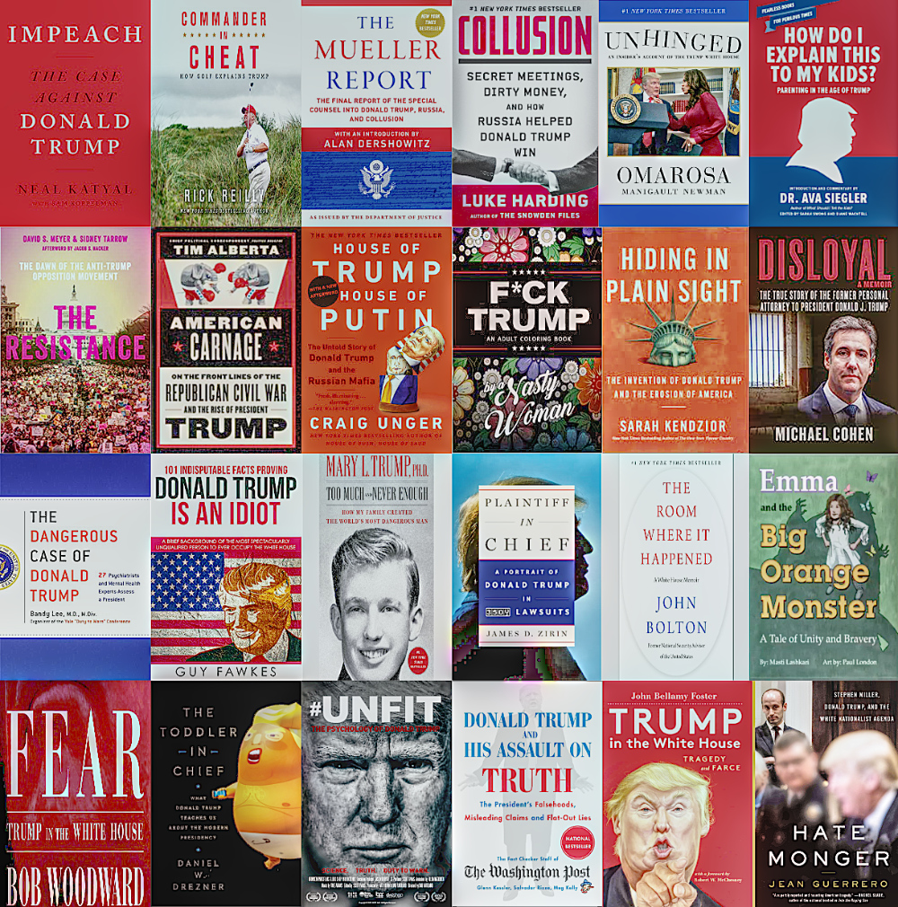donald trump presidential library
