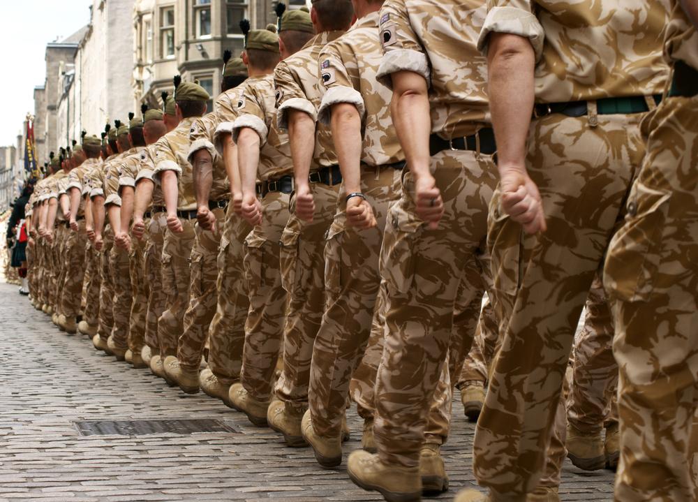 British Army Lockdown