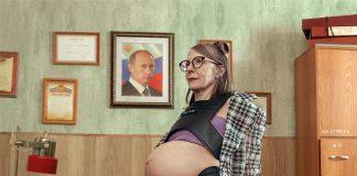 GRANDmothers BY Anna Radchenko