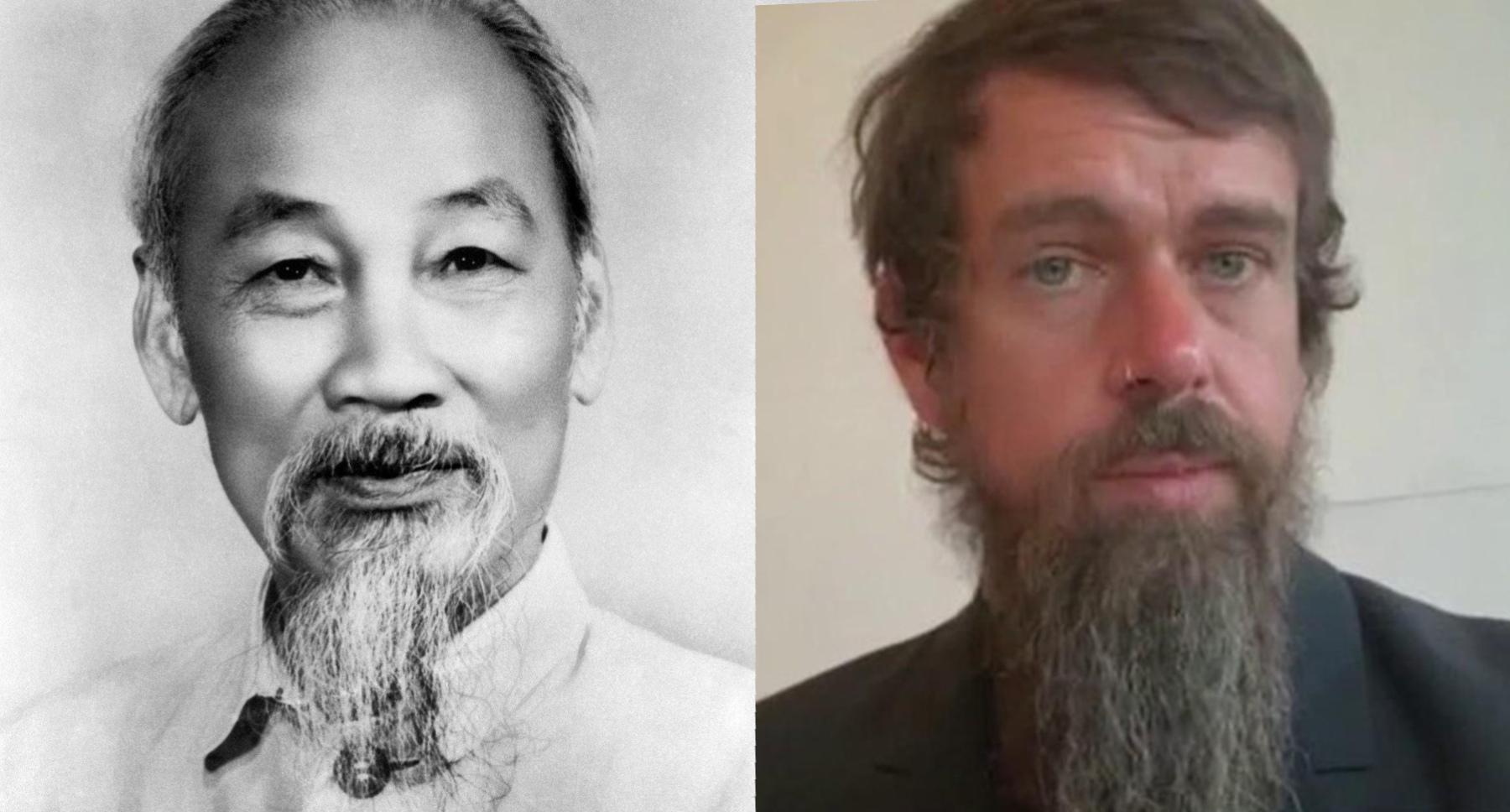 HO CHI MINH - JACK DORSEY