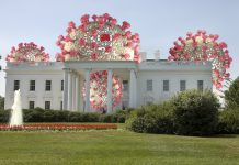 MADE IN CHINA WHITE HOUSE