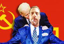 like father like son corrupt Biden Criminal Syndicate