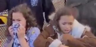 children attacked by BLM ANTIFA