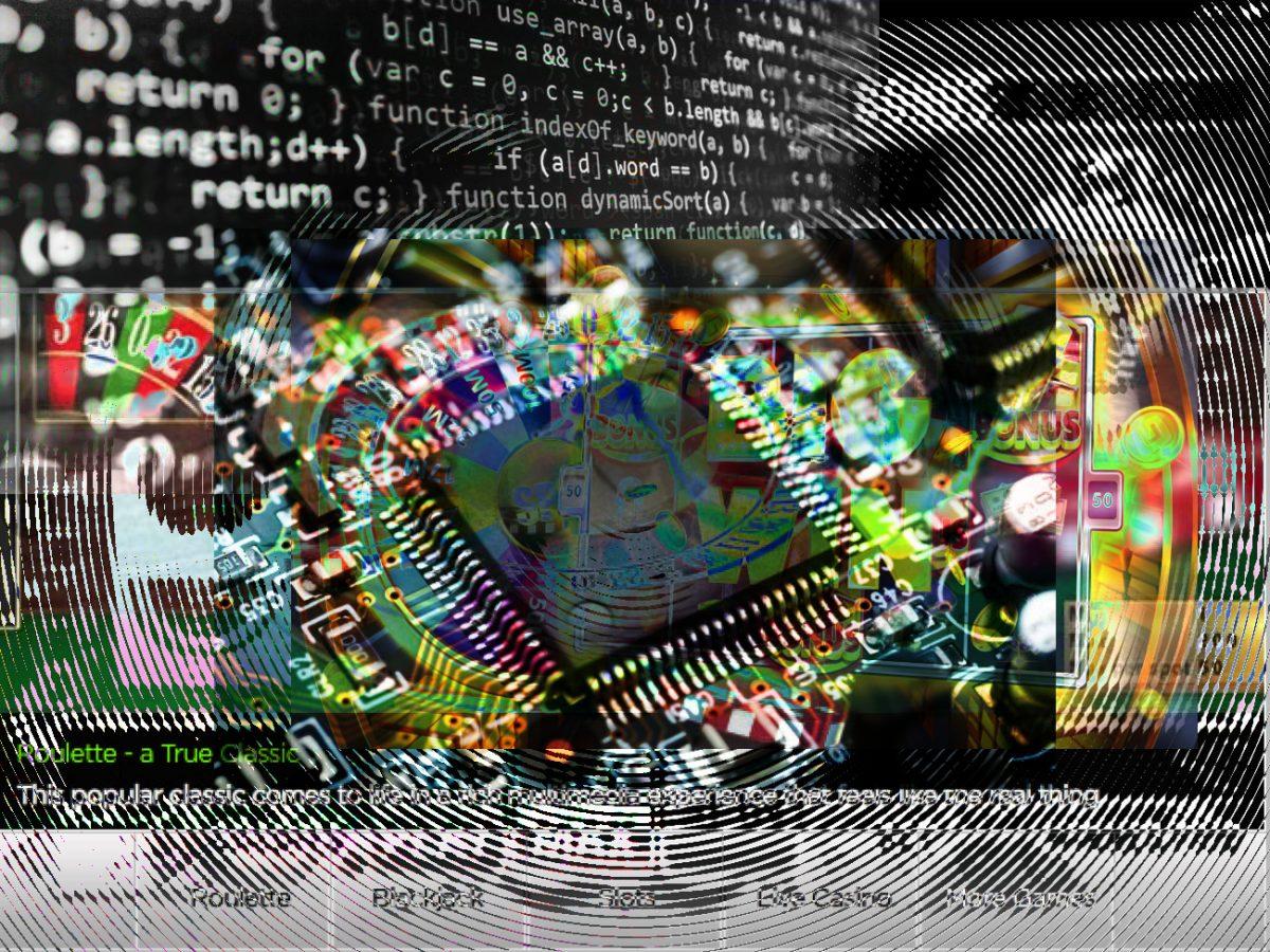 online casinos technology