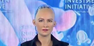 sophia robot - uncanny valley