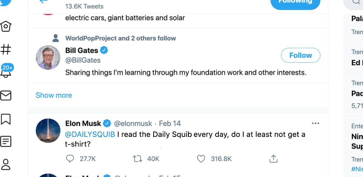 elon musk tweet squib