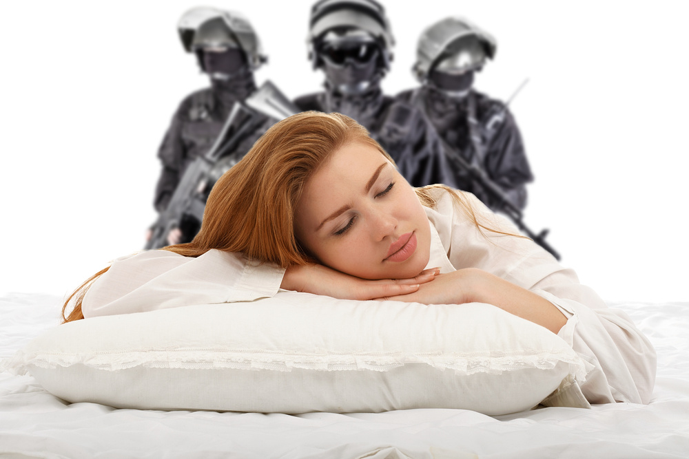 my pillow democrat snatch squad