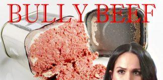 bully beef meghan markle