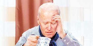 Biden drinks polonium cup of tea