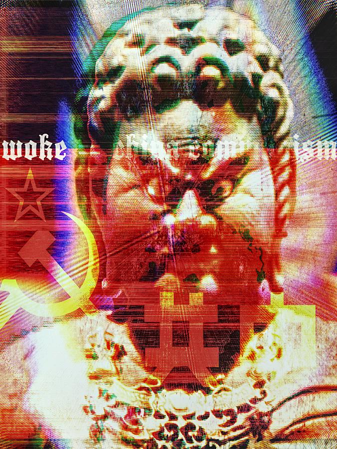 woke = china communism