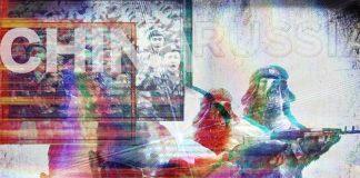 CHINA RUSSIA MILITARY ARMY PUTIN