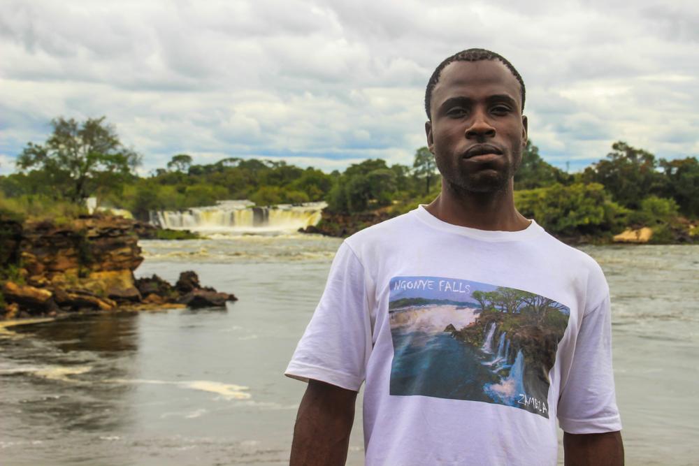 Ngonye Falls, Zambia