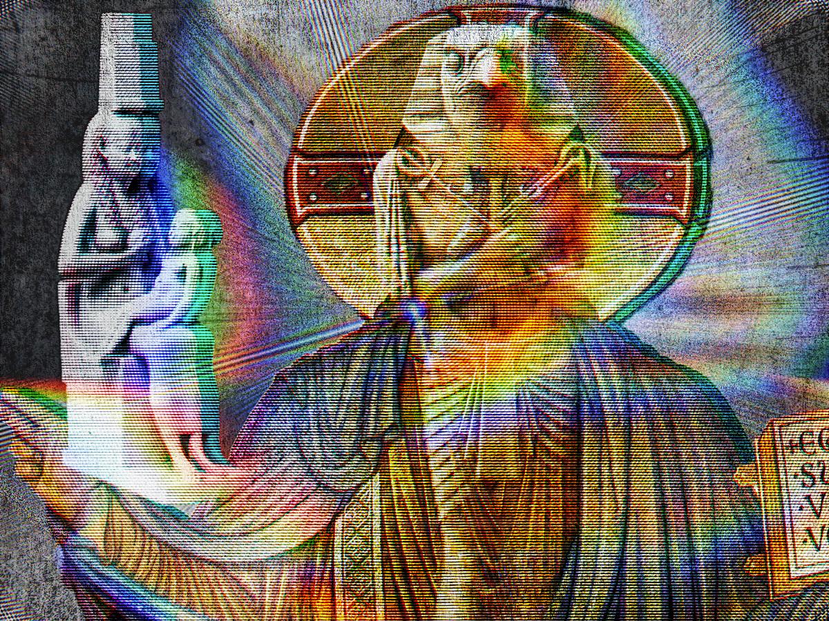 Horus Christ Eostre Easter