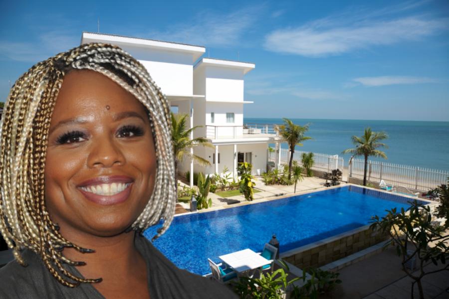 patrice cullors 5 million dollar real estate BLM