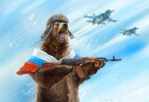 russian bear ww3