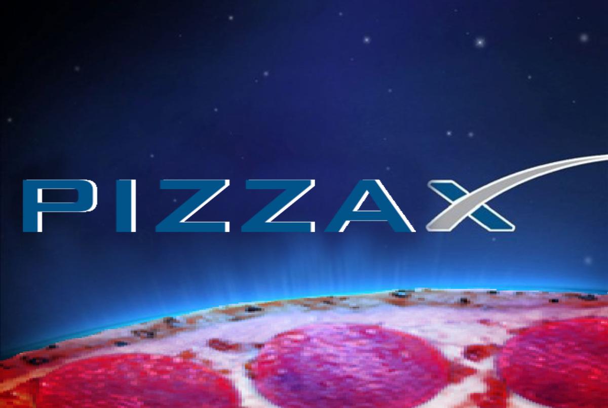 pizza X elon musk tesla