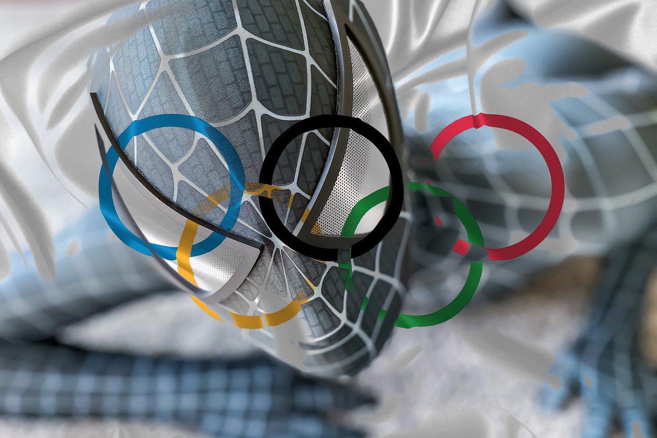 tokyo olympics spidey