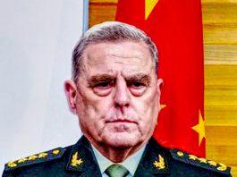 High Treason PLA Comrade General Mark Milley