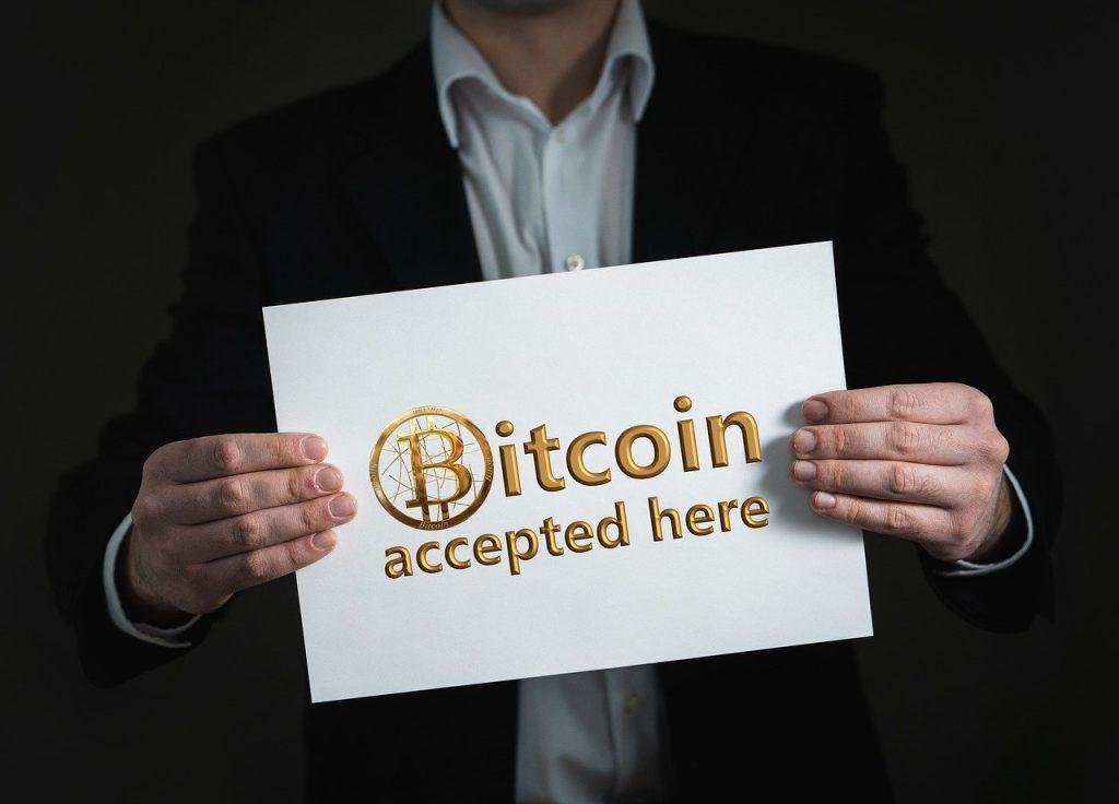 bitcoin crypto accepted