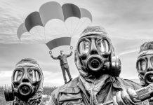 lawyer parachute balmoral