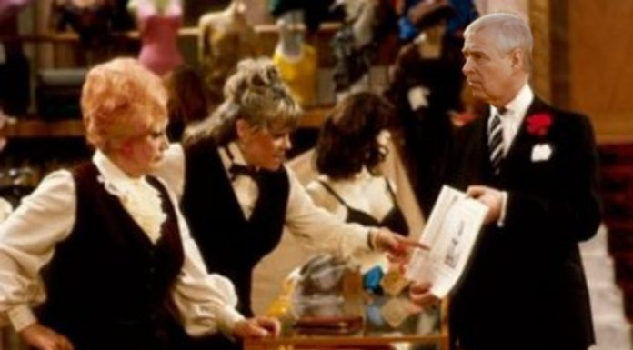 prince andrew have you been served