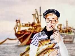 french fishing rights